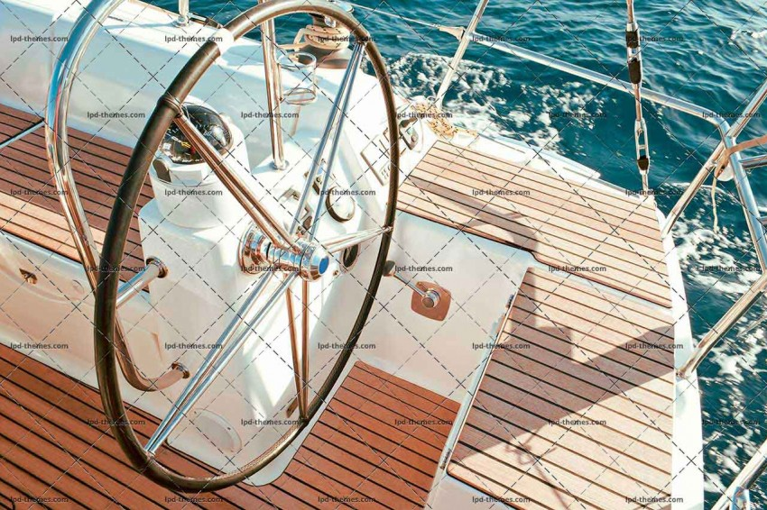 Control Wheel Sailing